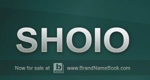 shoio.com is a domain name for sale