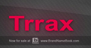 TRRAX.COM is a domain name for sale