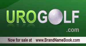 UROGOLF.COM is a brandable domain name for sale
