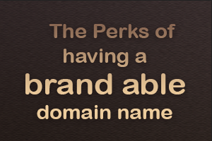 The Perks of Having a Domain Name