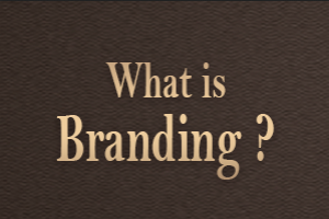 What is Branding ?