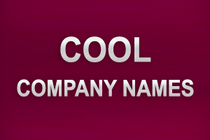 Cool company names for sale
